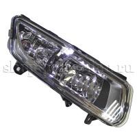Галогенная противотуман. фара с адаптивным освещением и дневным режимом освещения, VAG 6R0941062B