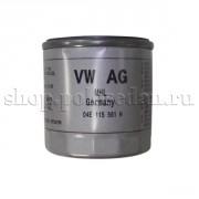 Фильтр масляный для VW Polo седан, MPI 1.6 (90, 110 л.с.),  VAG 04E115561H