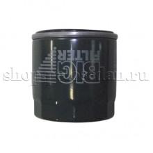 Фильтр масляный для VW Polo седан, MPI 1.6 (90, 110 л.с.), BIG FILTER GB-103