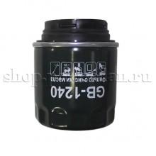 Фильтр масляный для VW Polo седан, MPI 1.6 (85, 105 л.с.), BIG FILTER GB-1240
