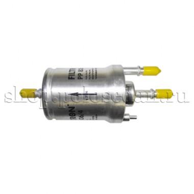 Фильтр топливный с регулятором давления 4 bar для VW Polo седан MPI 1.6 (85, 105 л.с.), Filtron PP836/4