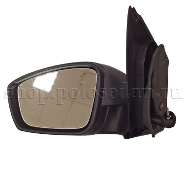 Зеркало левое для VW Polo седан (мех.) в сборе, NSP086RU857507N9B9