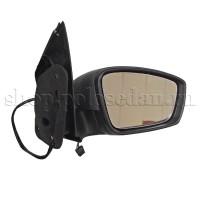 Зеркало правое для VW Polo седан (электр.) в сборе,  NSP086RU857508P9B9