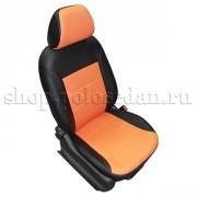 "Чехлы ""Perfect Orange"" hl для VW Polo седан"