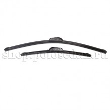 Щетки стеклоочистителя (комплект) для VW Polo седан, Bosch Aero Twin 3397118907