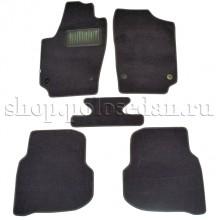 Коврики в салон текстильные для VW Polo седан, KLEVER Premium