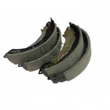 Колодки тормозные задние для VW Polo седан (CFNA, CFNB 1,6), AKYOTO AKS-23101