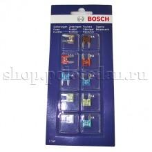 Комплект предохранителей для VW Polo седан, Bosch 1987529038