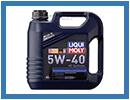 Масло моторное синтетическое Liqui Moly Optimal Synth 5W-40 4л