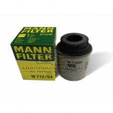 Фильтр масляный для VW Polo седан (CFNA, CFNB 1,6), MANN W712/94