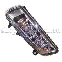 Галогенная противотуман. фара с адаптивным освещением и дневным режимом освещения, VAG 6R0941061B