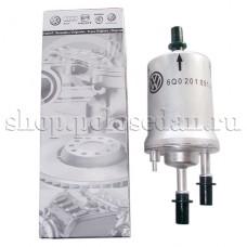 Фильтр топливный для VW Polo седан, VAG 6Q0201051J
