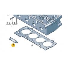 Клей-герметик силиконовый для VW Polo седан, VAG D154102A1