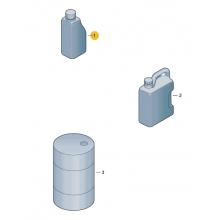 Масло моторное 5W40 (1L), VAG G052167M2