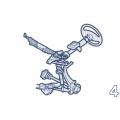 4. Передняя ось, рулевое управление