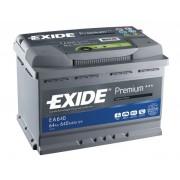Аккумулятор EXIDE Premium 12V 64Ah 640A