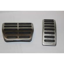 Накладки на педали VW Polo GTI, седан (АКПП) неоригинал