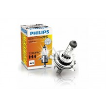 Лампа для VW Polo седан (с 2010 г.в. по н.в.), Philips H4  (+30% света)