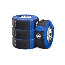 Чехлы под колеса  для VW Polo седан, VAG 000073900