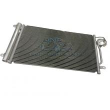 Радиатор кондиционера  для VW Polo седан,(не оригинал) 1040093Zh