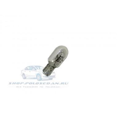 Лампа  W5W HANS PRIES 104497755