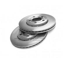 Диск тормозной для VW Polo седан (CFNA, CFNB 1,6), VAG 6R0615301C