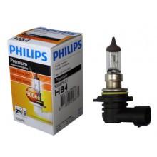 Лампа для VW Polo седан (с 2010 г.в. по н.в.), Philips HB4 в противотуманные фары (+30% света)