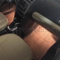 Комплект для установки плафонов освещения (светодиодных) пространства для ног для VW Polo седан, VAG
