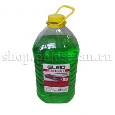 Жидкость стеклоомывающая низкозамерзающая, Gleid Exlusive -30°