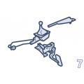7. Ручные и ножные рычаги