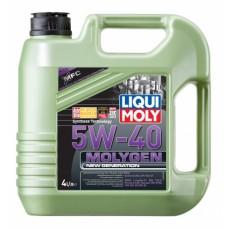 Масло моторное синтетическое Liqui Moly Molygen New Generation 5W-40  NEW!!!