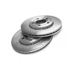 Диск тормозной для VW Polo седан (CFNA, CFNB 1,6), VAG 6R0615301
