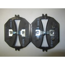 Колодки тормозные передние для VW Polo седан, Bosсh 0986424364