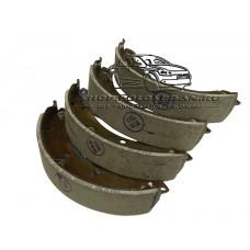 Колодки тормозные задние для VW Polo седан (CFNA, CFNB 1,6), VAG 6RU698525A
