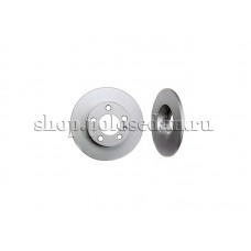 Диск тормозной задний для VW Polo седан (CWVA, CWVB 1,6), Meyle 1155231008