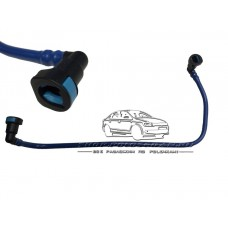 Топливная трубка для VW Polo седан, VAG 6RU201294