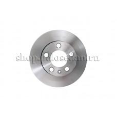 Диск тормозной задний для VW Polo седан (CWVA, CWVB 1,6), VAG 1J0615601P