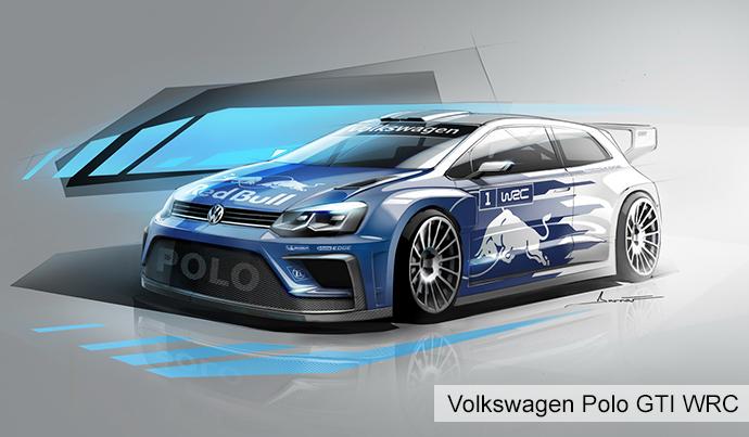 Volkswagen Polo GTI WRC