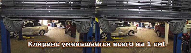 Защита двигателя VW Polo седан